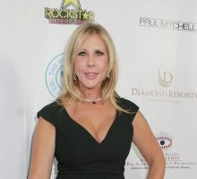 Celebrity News: 'RHOC' Alum Vicki Gunvalson Shoots Down Split Rumors
