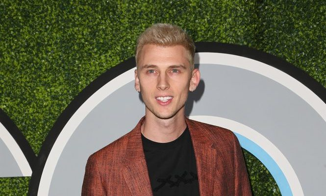 Cupid's Pulse Article: Celebrity News: Machine Gun Kelly Says He's a 'Better Person' After Falling in Love with Megan Fox