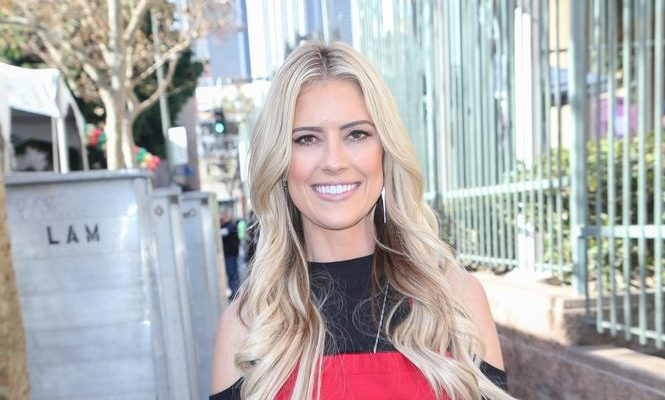 Cupid's Pulse Article: Celebrity Break-Up: Christina Anstead Talks About Choosing Peace Over Drama After Split