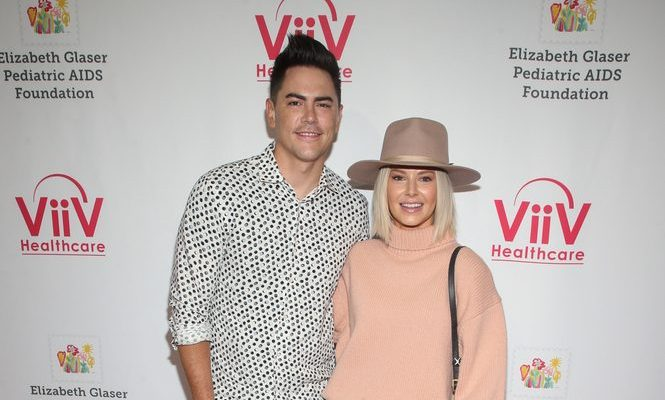 Cupid's Pulse Article: Celebrity News: 'Pump Rules' Tom Sandoval & Ariana Madix Weren't Invited to Co-Stars' Gender Reveal Parties
