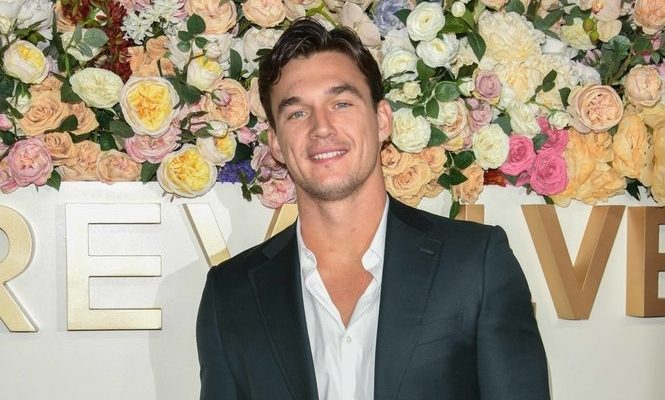 Cupid's Pulse Article: Celebrity News: 'Bachelorette' Alum Tyler Cameron Says He and Hannah Brown Have 'Struggled' to Figure Out Relationship