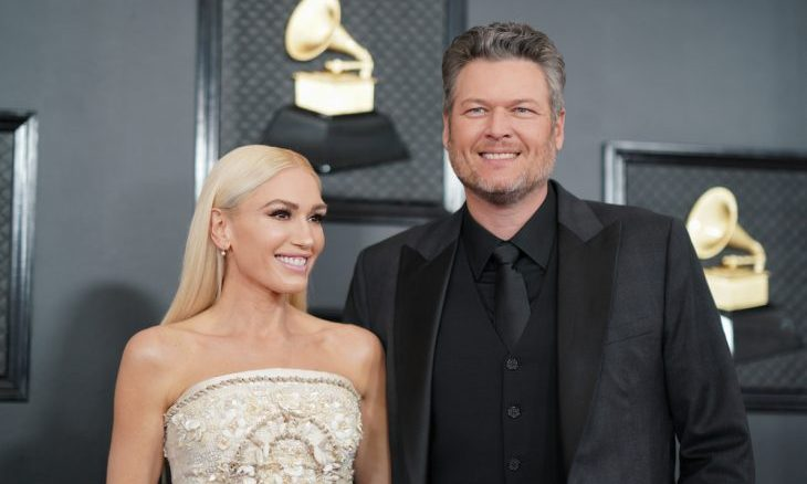 Cupid's Pulse Article: Celebrity Wedding: Find Out More About Blake Shelton's Proposal to Gwen Stefani