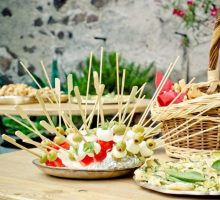 Food Trend: Celebrity Summer Parties and Food Options