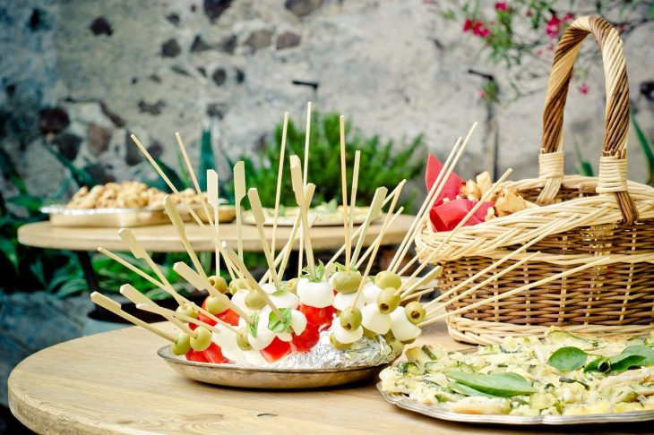 Cupid's Pulse Article: Food Trend: Celebrity Summer Parties and Food Options