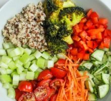 Food Tips: 5 Healthy Lunch Options