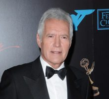 Celebrity News: Alex Trebek's Wife Shares Photo of Their Wedding After Thanking Fans for Support After His Death