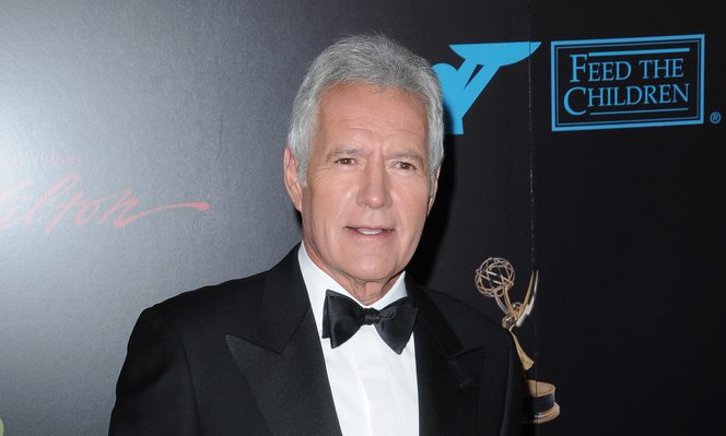 Cupid's Pulse Article: Celebrity News: Alex Trebek's Wife Shares Photo of Their Wedding After Thanking Fans for Support After His Death