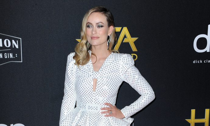 Cupid's Pulse Article: Celebrity Break-Up: Olivia Wilde Ditches Engagement Ring After Jason Sudeikis Split